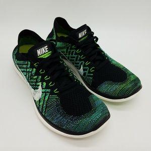 Nike Free 4.0 Flyknit Running Shoes EUC!